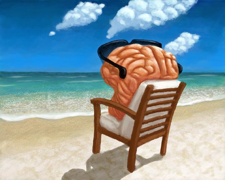Give Your Brain a Break!