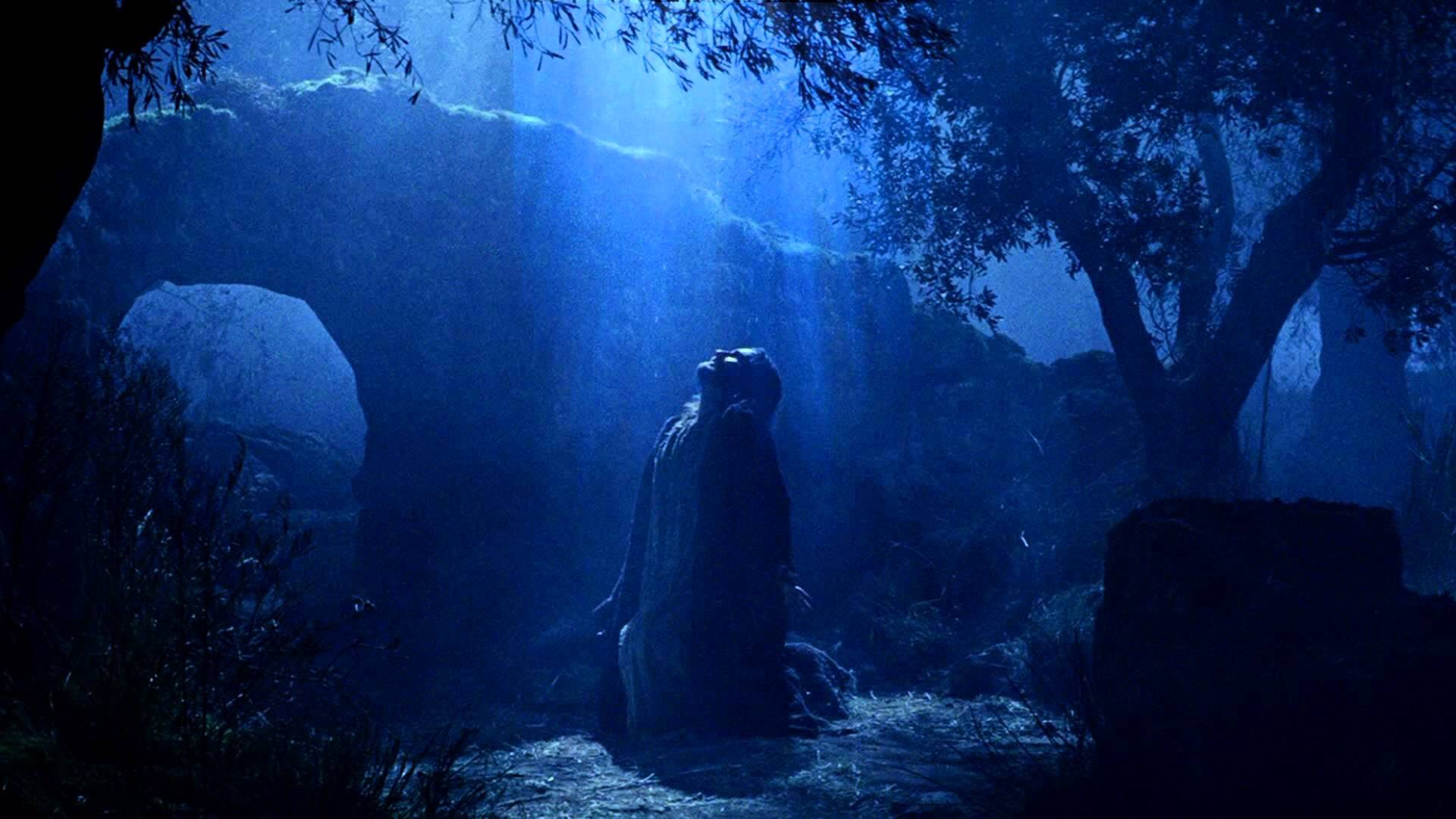 Jesus at Gethsemane: A Model for Dealing with Anxiety & Fear
